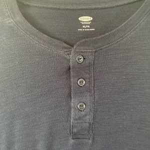 Old Navy Shirts - Blue Old Navy Long Sleeve Shirt